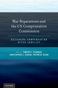 War Reparations and the UN Compensation Commission
