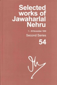 Selected Works of Jawaharlal Nehru (1-30 November 1959)