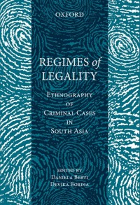 Regimes of Legality