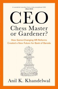 CEO, Chess Master or Gardener?