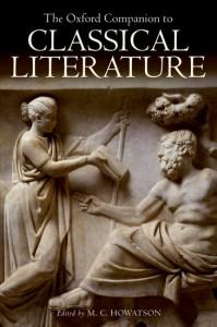 The Oxford Companion to Classical Literature