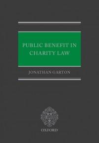 Public Benefit in Charity Law