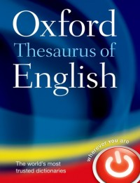 Oxford Thesaurus of English |s au