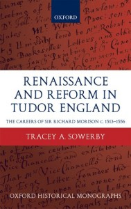 Renaissance and Reform in Tudor England