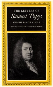 The Letters of Samuel Pepys and his Family Circle