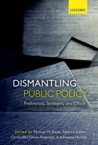 Dismantling Public Policy