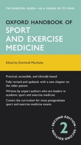 Oxford Handbook of Sport and Exercise Medicine
