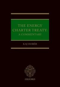 The Energy Charter Treaty
