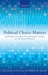 Political Choice Matters