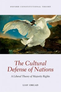 The Cultural Defense of Nations