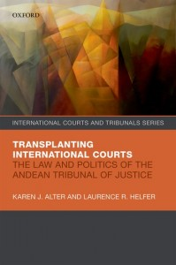Transplanting International Courts