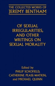 Of Sexual Irregularities, and Other Writings on Sexual Morality