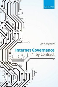 Internet Governance by Contract
