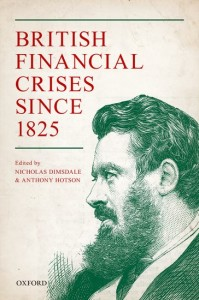 British Financial Crises since 1825