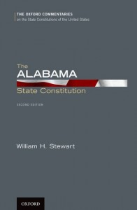 The Alabama State Constitution