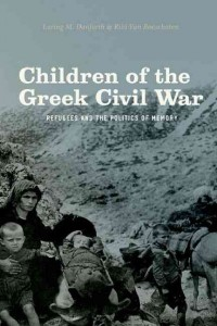 Children of the Greek Civil War Refugees and the politics of memory