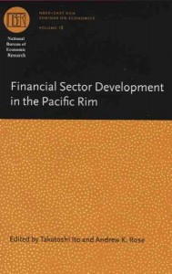Financial Sector Development in the Pacific Rim