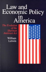 Law and Economic Policy in America