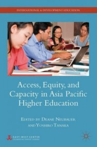 Access, Equity, and Capacity in Asia Pacific Higher Educatio