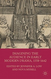 Imagining the Audience in Early Modern Drama, 1558-1642
