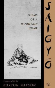 Poems of a Mountain Home by Saigyo