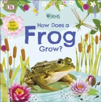 RHS How Does a Frog Grow?