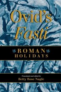 Ovid's Fasti