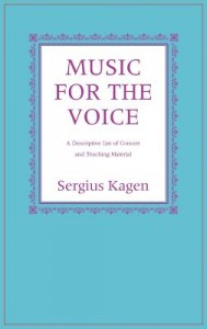 Music for the Voice