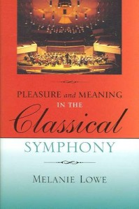 Pleasure and Meaning in the Classical Symphony