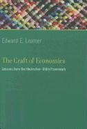 Craft of Economics