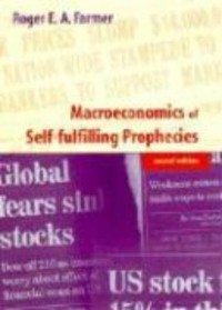 Macroeconomics of Self-Fulfilling Prophecies 2e