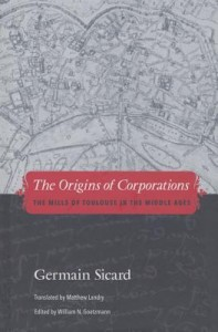 The Origins of Corporations