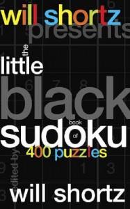 Will Shortz Presents the Little Black Book of Sudoku