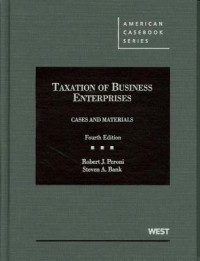 Taxation of Business Enterprises