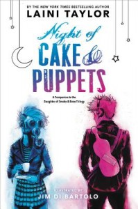 Night of Cake & Puppets