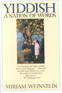 Yiddish, a Nation of Words