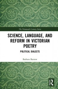 Science, Language, and Reform in Victorian Poetry