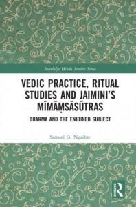 Vedic Practice, Ritual Studies and Jaimini's Mimamsasutras