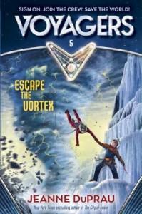 Voyagers Escape The Vortex (Book 5)