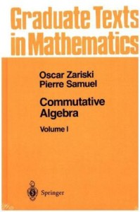 Commutative Algebra I
