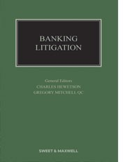 Banking Litigation