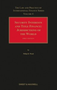 Security Interests and Title Finance: Jurisdictions of the World