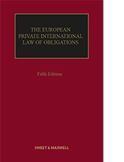 The European Private International Law of Obligations