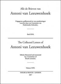The Collected Letters of Antoni Van Leeuwenhoek