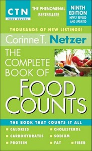 The Complete Book Of Food Counts, 9th Edition