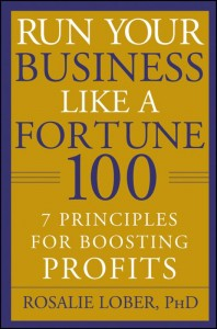 Run Your Business Like a Fortune 100