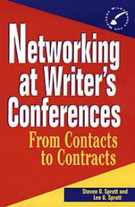 Networking at Writer's Conferences