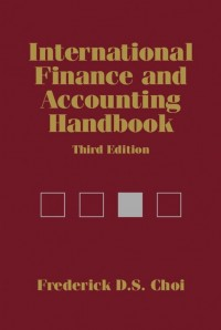 International Finance and Accounting Handbook
