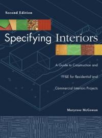 Specifying Interiors