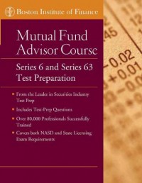 The Boston Institute of Finance Mutual Fund Advisor Course